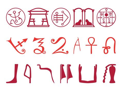egyptian symbols and their meanings ancient egypt