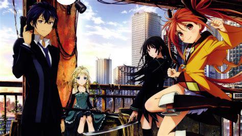 black bullet black bullet anime 11 wallpaper hd