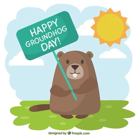groundhog day used to something groundhog day vectors photos and psd files free