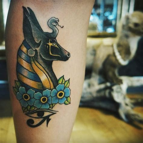 anubis the jackal pictures to pin on pinterest tattooskid