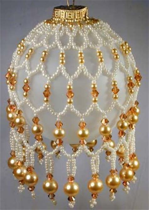 beaded ornament cover patterns free adoree ornament cover no info beaded ornament covers