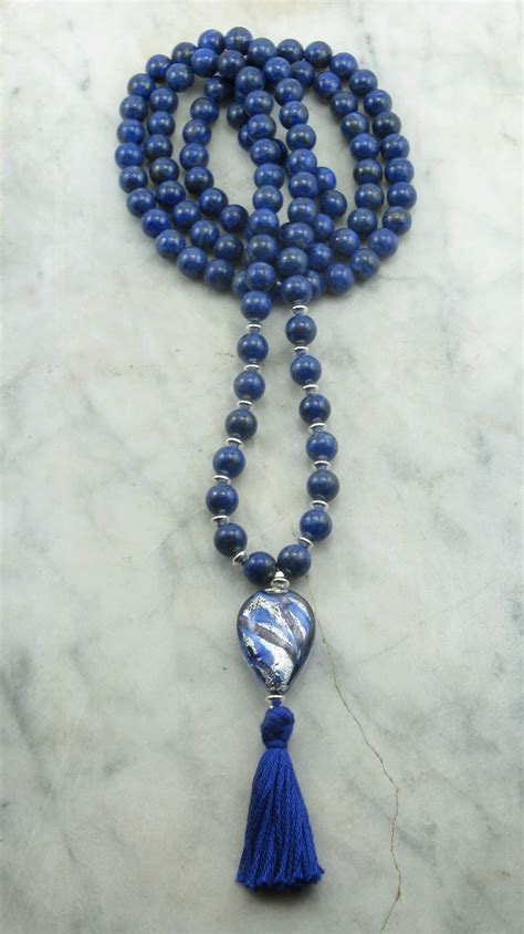 authentic mala masquerade mala 108 lapis lazuli mala buddhist