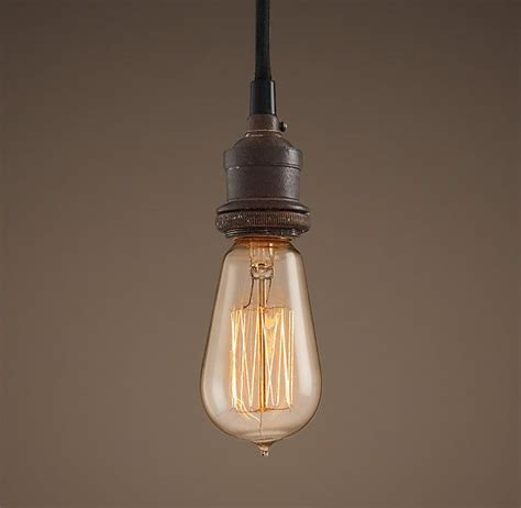 bare bulb pendant light fixture bare bulb filament single pendant portfolio stuff