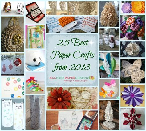 all free paper crafts 25 easy paper crafts paper crafts easy paper