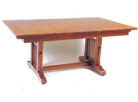 dining table plans woodworking woodwork mission trestle dining table plans pdf plans