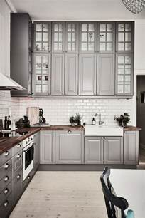 best gray for kitchen cabinets 25 best ideas about gray kitchens on grey
