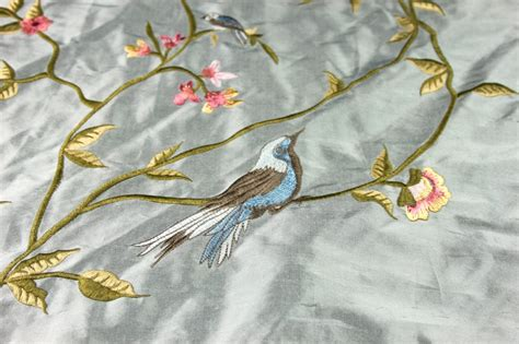how to embroider on fabric fabric galleries the silk society