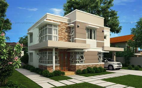modern hous modern house design series mhd 2012006 eplans