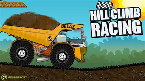 Car Dump by Hill Climb Racing Belaz Create Car Dump Truck