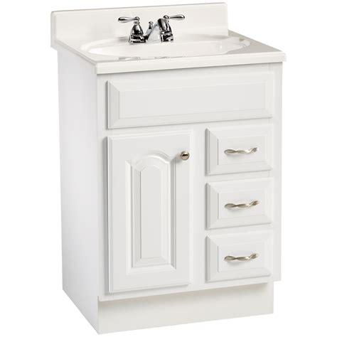 lowes white bathroom vanity enlarged image