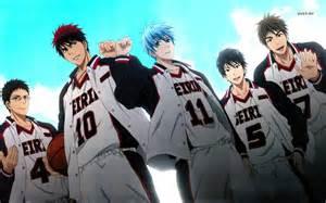 kuroko s basketball kuroko s basketball gets anime daily anime