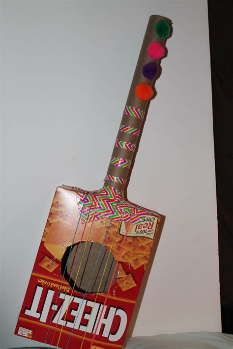 guitar crafts for guitar craft for momeefriendsli
