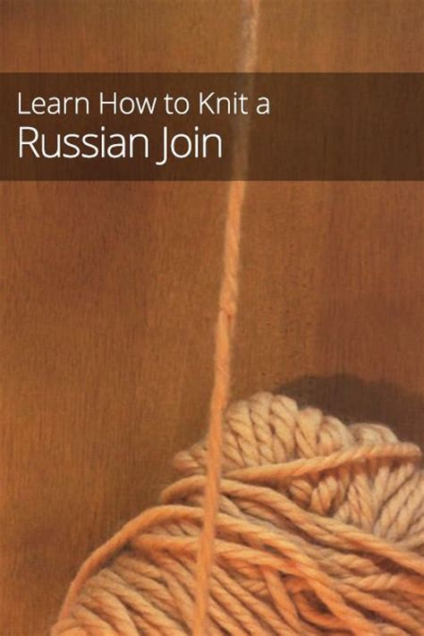 how to join knitting in the 17 best images about russian knitting on