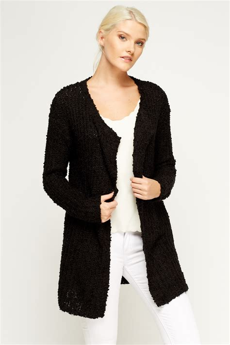open front knit cardigan knit open front cardigan 5 colours just 163 5
