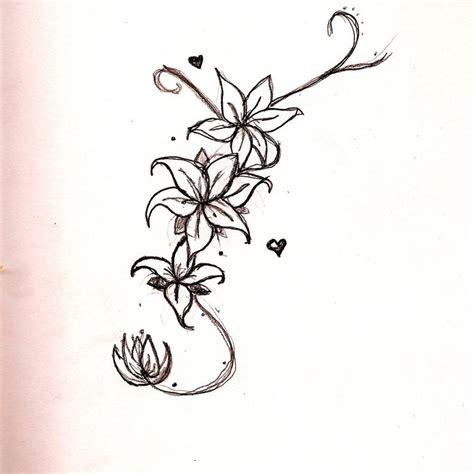 flower designs flower design by hikariix3 on deviantart
