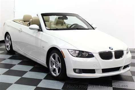 2007 Bmw Convertible by 2007 Used Bmw 3 Series 328i Premium Package Convertible At