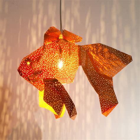 paper craft l shades diy papercraft light shades of aquatic by vasili