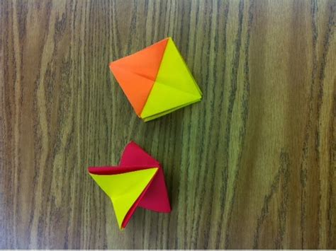 origami for teachers an apple for the origami learning so much more