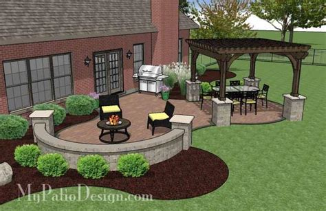 paver patio design tool paver patio design software free 28 images paver patio