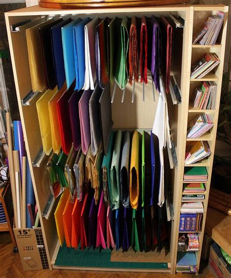 how to store craft paper how to store tissue paper and sheets of folded gift wrap