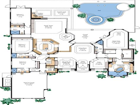 luxery home plans luxury home floor plans with secret rooms luxury home