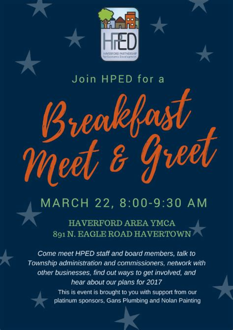 paint with a twist havertown hped business breakfast meet greet