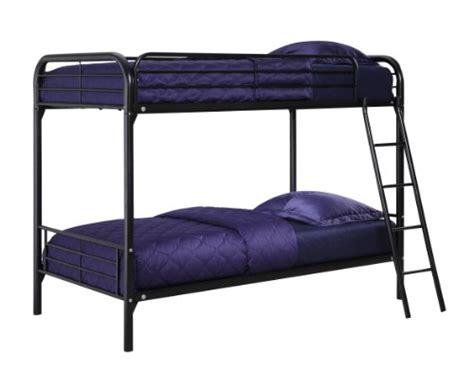 black metal frame bunk bed dhp bed frames bunk beds metal black