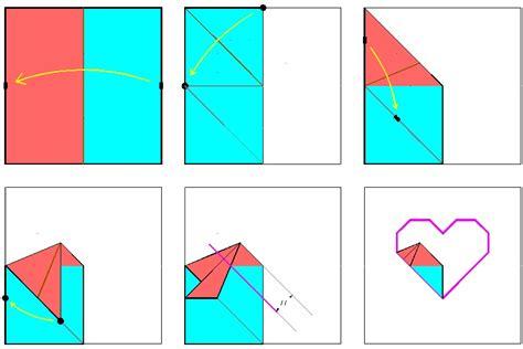 origami process origami unfolding comot