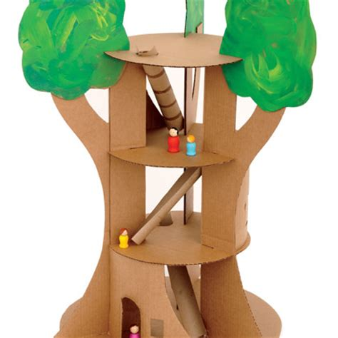 treehouse kid and craft the schooling bridge project treehouses