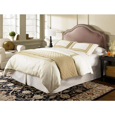 bed upholstered headboard fashion bed size upholstered