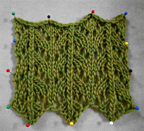 fishtail knitting pattern blue betty stitch guide fish lace