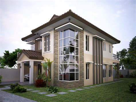 architecture house design contemporary residential house design home design