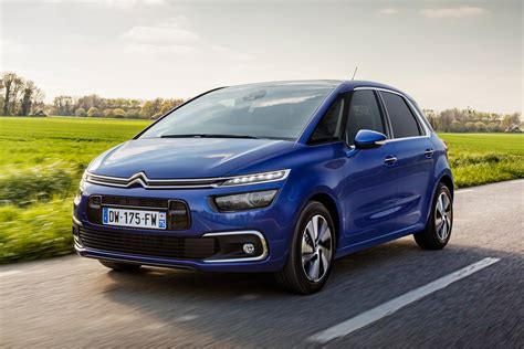 Citroen Picasso C4 by New 2017 Citroen C4 Picasso On Sale Next Month Auto Express
