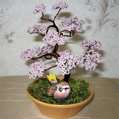 beaded wire tree tutorial 111 best images about bonsai beaded trees on