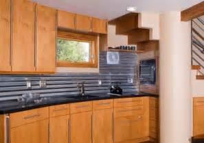 Manufactured Homes Interior Design awesome corrugated metal backsplash unusual metal