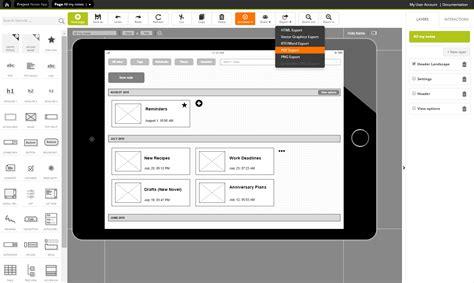 best online wireframe tool best mockup tools for app entrepreneurs