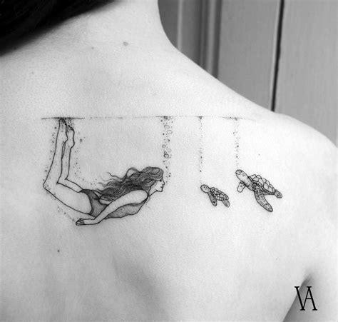 life aquatic best tattoo design ideas