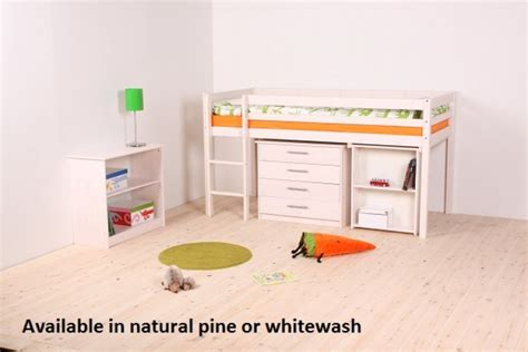 shorty mid sleeper bed frame shorty mid sleeper bed frame buy home wooden mid sleeper
