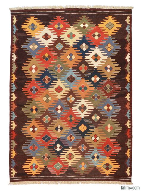 kilim rug k0005789 multicolor new turkish kilim rug