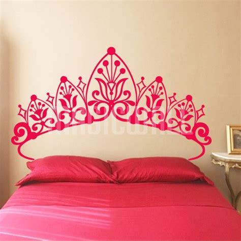 headboard wall sticker wall decals princess headboard wall stickers