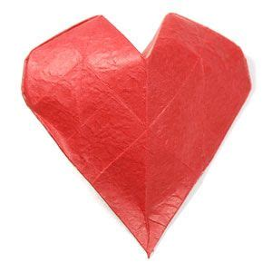 3d hearts origami 17 best images about origami projects on