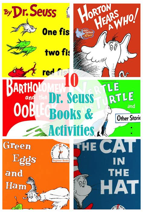picture book activities dr seuss week recap the crafting