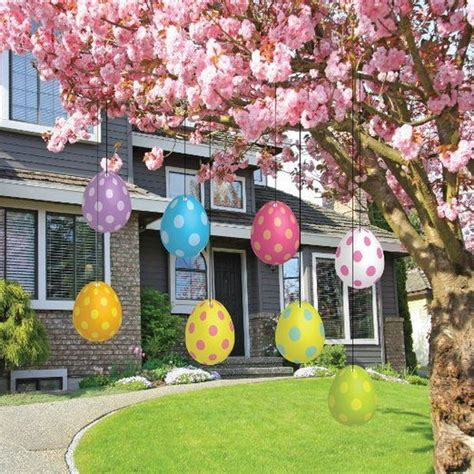 outdoor decor ideas creative easter outdoor decoration ideas hative