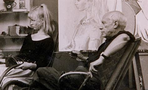picasso paintings the with the ponytail birth of a bombshell