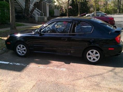 2004 Hyundai Accent Hatchback by Find Used 2004 Hyundai Accent Gt Hatchback 3 Door 1 6l In