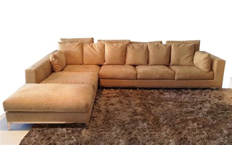 big sectional sofa large modern sectional sofa with stainless steel legs