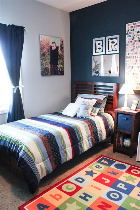 paint color for child s bedroom big boy room reveal the middle child s room best of