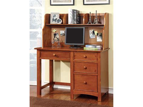 oak desk with hutch omnus oak desk with hutch