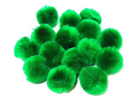 green craft green craft pom poms craft factory made in the uk
