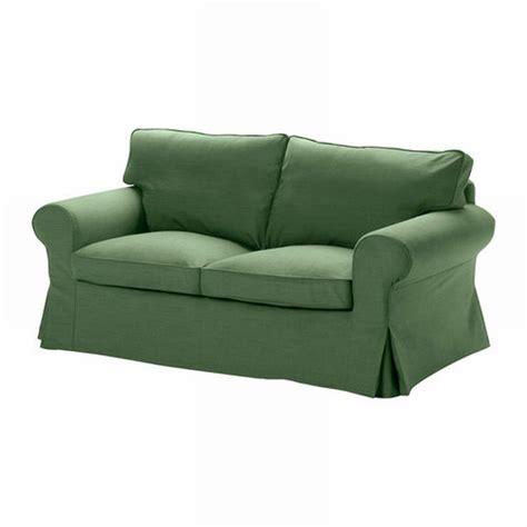 2 sofa slipcover ikea ektorp 2 seat sofa slipcover loveseat cover svanby green